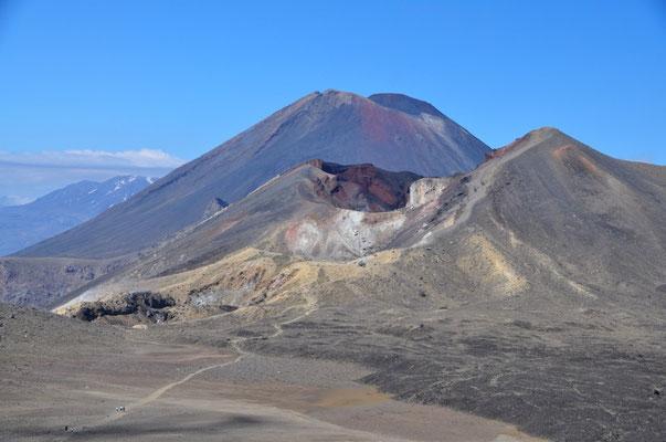 Was für eine eindrückliche Vulkanlandschaft!
