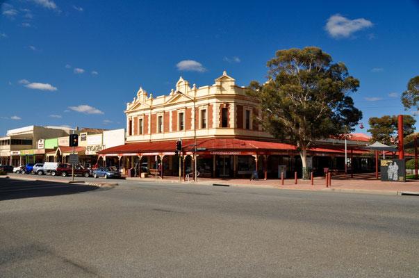 Stadtzentrum von Broken Hill