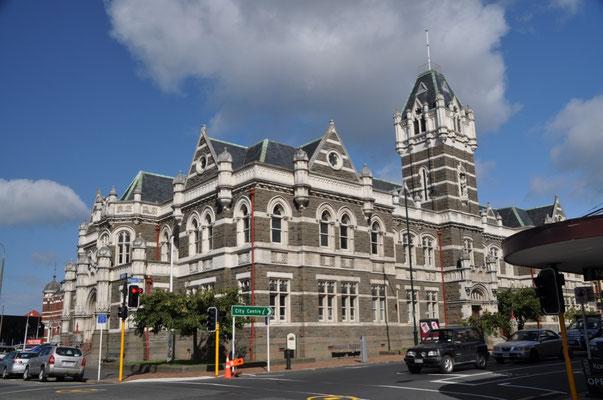 Law Courts - Gerichtshaus von 1899