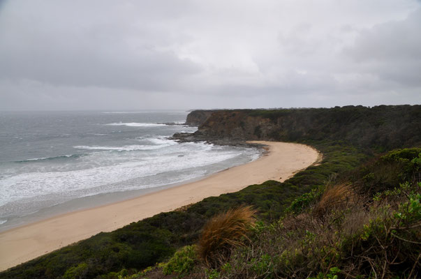 "Entlang der Bunurong-Küste (""Little Great Ocean Road"")"