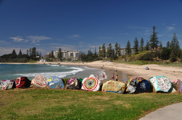 Town Beach bei Port Macquarie
