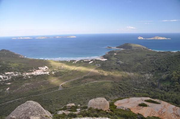 Aussicht von Mount Oberon