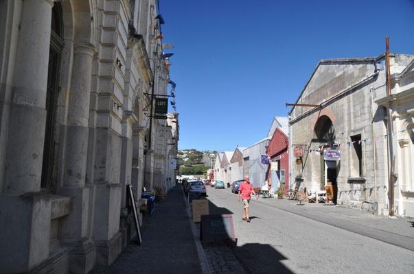 Das restaurierte Hafenviertel