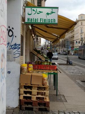 Auf der Eisenbahnstraße (II)