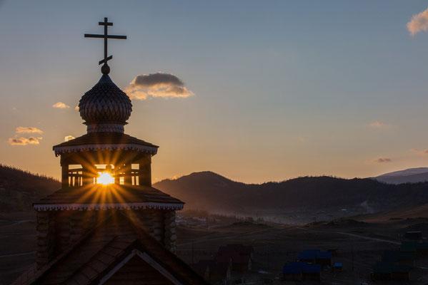 Kirchlein am Baikal