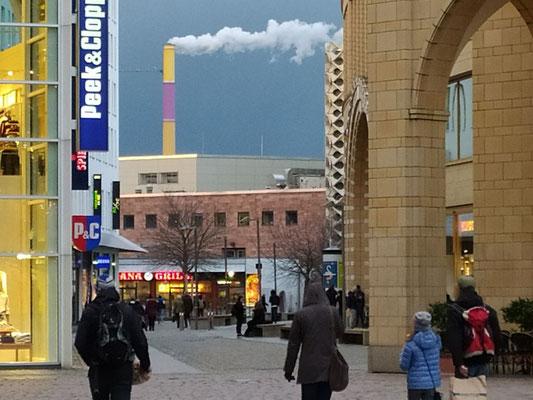 Chemnitz Downtown