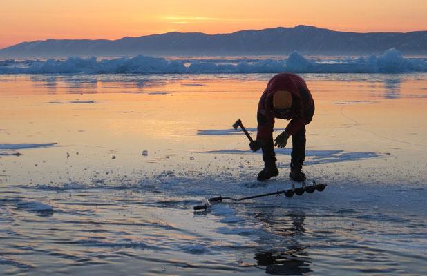 Der Baikal liefert unser Trinkwasser