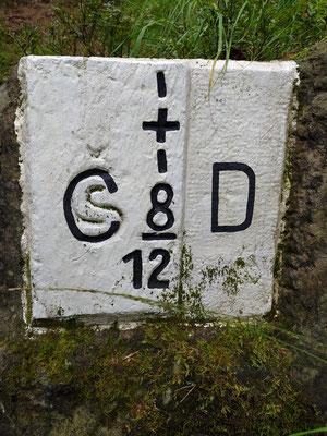 Grenzstein (aus CS wurde C)