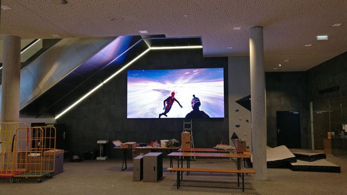 LED Spieljochbahn Fügen