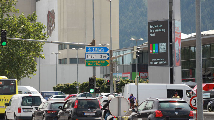 LED ARA Immobilien Hall in Tirol