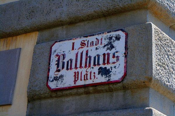 Die 1. Adresse am Platz