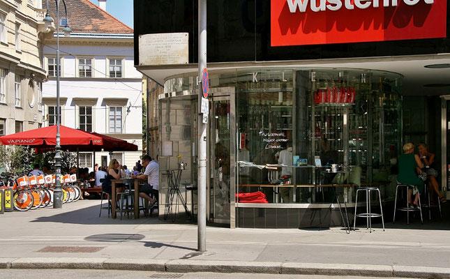 Wiens kleinstes Cafehaus