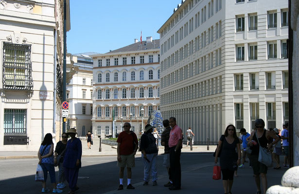 ... Regierungsgebäude mit