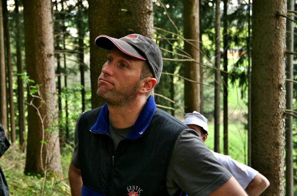 Johannes Blochum, Vorstand der Lobachtaler