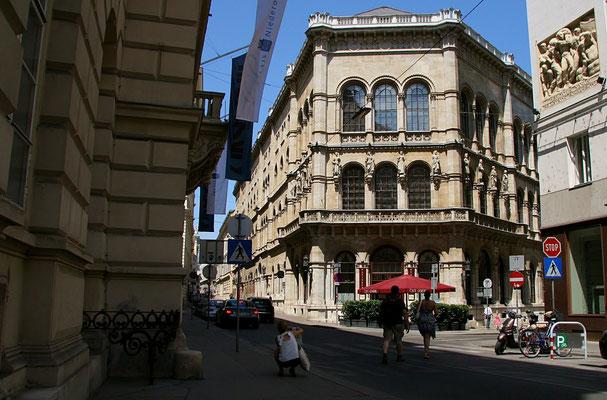 Café Central im Palais Ferstel - auch eine Wiener Institution