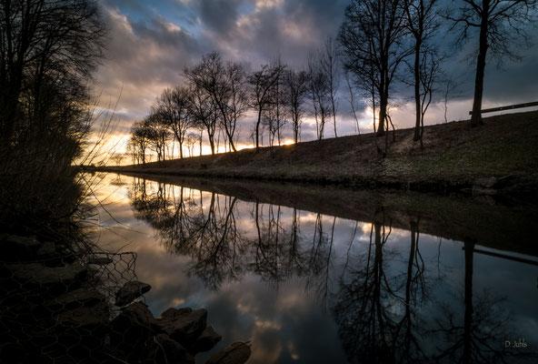 Kanal, Alfstedt
