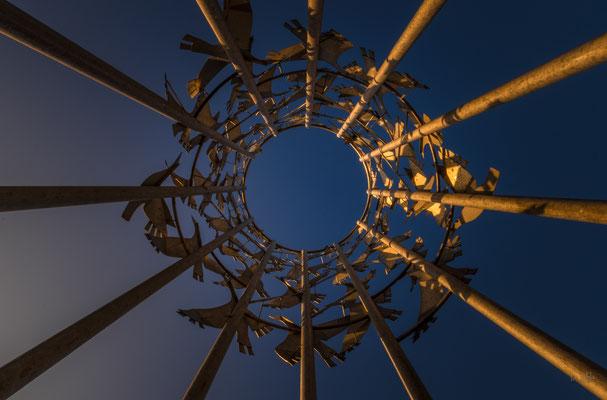 Alte Liebe, Radarturm