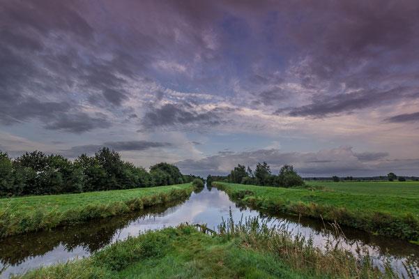 Flögelner Seeabfluss und Fickmühlener Randkanal