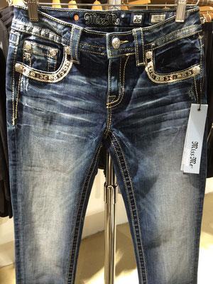 MISS ME Jeans ethno vorn 165 €