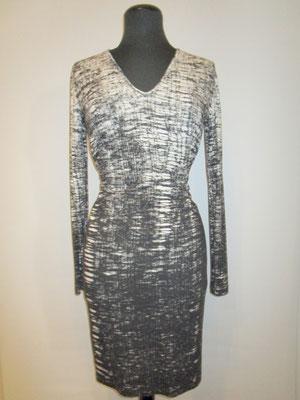 ISABEL DE PEDRO Kleid Netzoptik 225 €