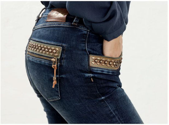 MOSMOSH Jeans Marley Naomi Luxe 160 €