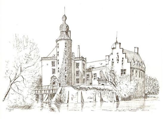 Burg Gemen in Borken