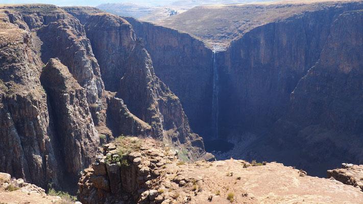 Semonkong ; Lesotho. Voyage Maxime Lelièvre