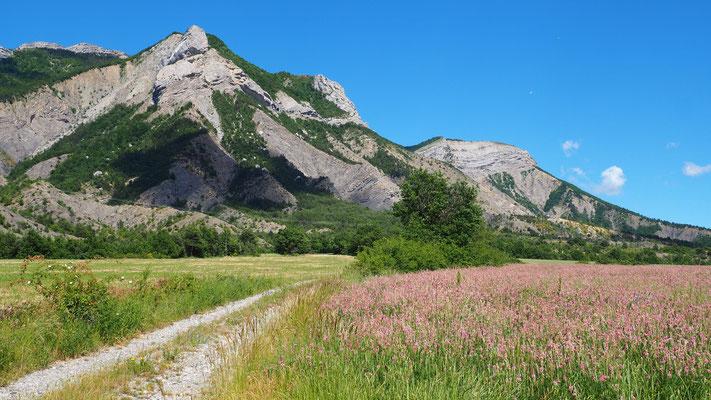 Trek de Gap à Barret-sur-Méouge ; Alpes du Sud. Voyage Max de nature