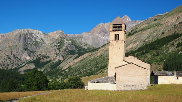 Maljasset ; Alpes du Sud. Culture Maxime Lelièvre