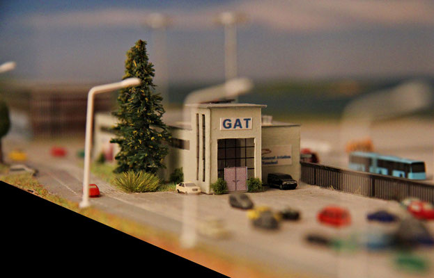 Auch das neue GA-Terminal geht ab Montag vollständig in Betrieb.
