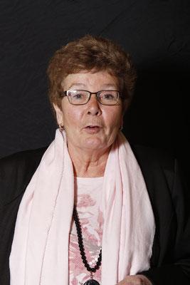 Nicole Monnier, trésorière