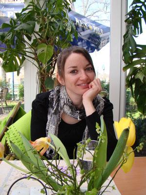 Caroline Gebhard, membre du comité d'organisation