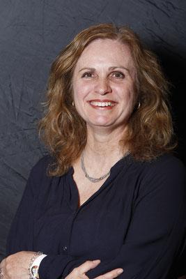 Sylvie Guggenheim, présidente de SylMa et du Salon International de l'Écriture
