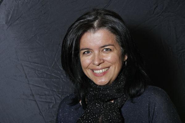 Maria Gomes, membre du comité d'organisation