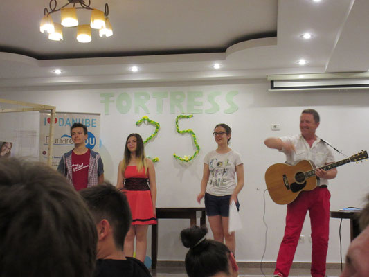 Fortress15 Active Summer Camp