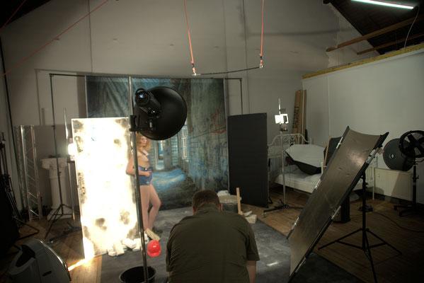 Bild Klaus B. Workshop Dauerlicht