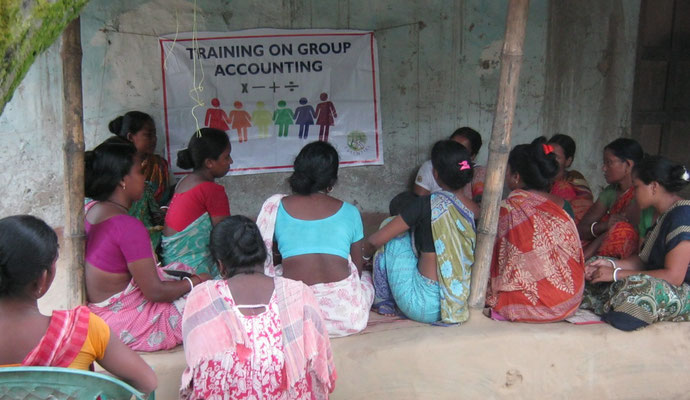 Training on group accounting 1