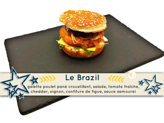 Mister Burger Fréjus - Brazil