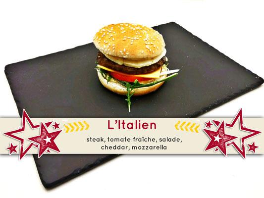Mister Burger Fréjus - Italien