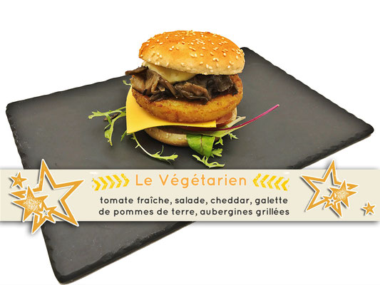 Mister Burger Fréjus - Végétarien