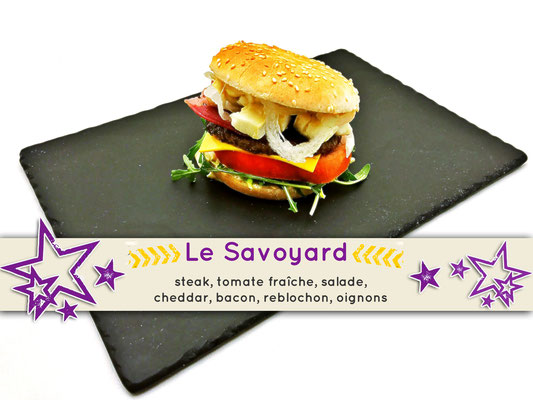 Mister Burger Fréjus - Savoyard