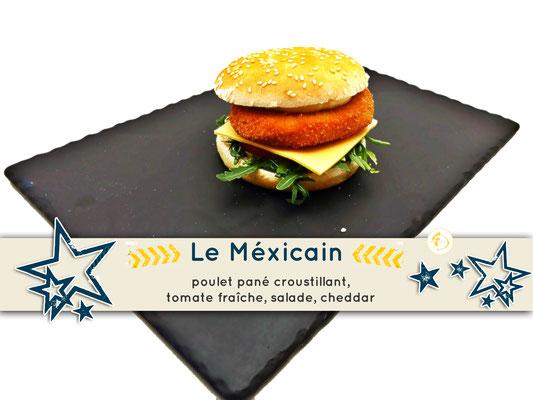 Mister Burger Fréjus - Méxicain