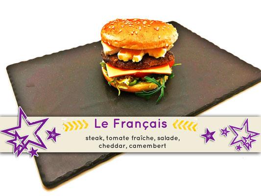 Mister Burger Fréjus - Français