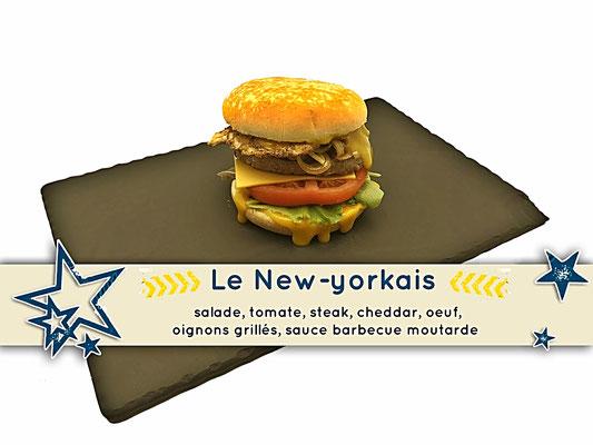 Mister Burger Fréjus - New-yorkais