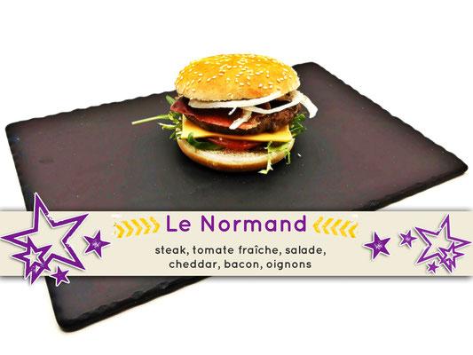 Mister Burger Fréjus - Normand