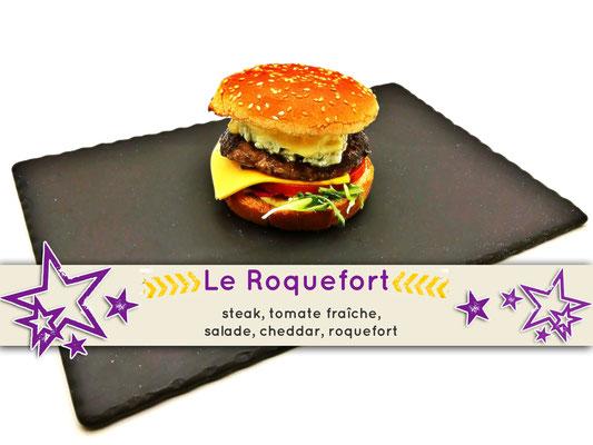 Mister Burger Fréjus - Roquefort