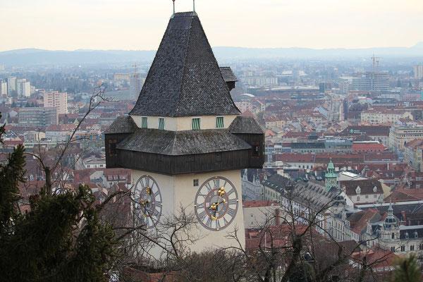 Graz Uhrenturm