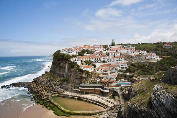 Azenhas do Mar, Südwestportugal