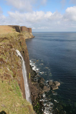 Isle of Skye - Mealt Falls