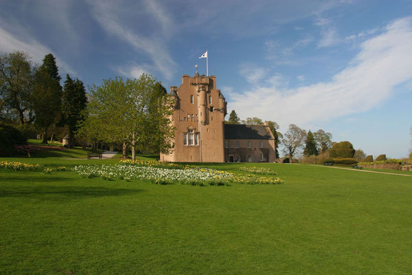 Crathes Castle